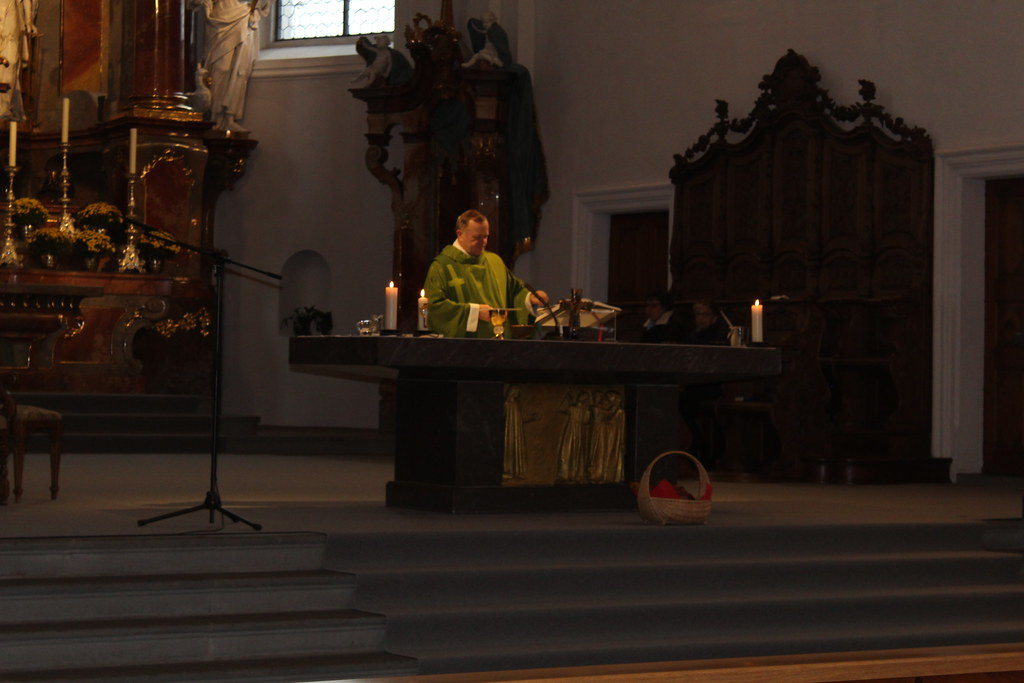 Elisabethenmesse mit Brotteilätä, 20.11.19