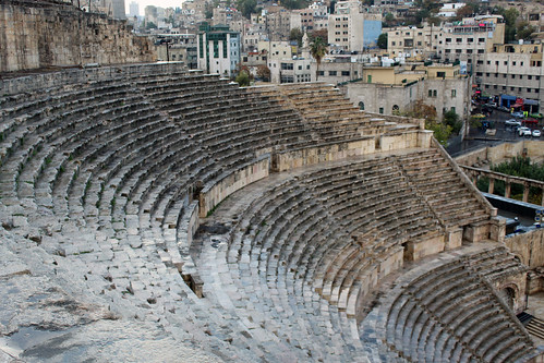 Amman's Roman Theater