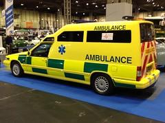 Volvo V70 Ambulance (2001)