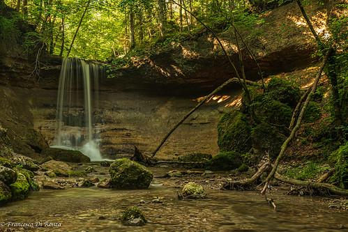 Waterfall Wald (ZH) 7.)1908-5441
