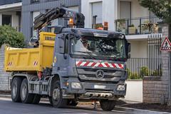 Mercedes-Benz Actros 2636 - Photo of Metz