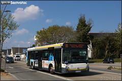 Heuliez Bus GX 327 – RD Lorient Agglomération (RATP Dev)  / CTRL (Compagnie de Transport de la Région Lorientaise) n°390