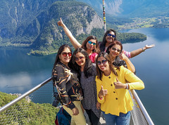 HALLSTATT GIRLS