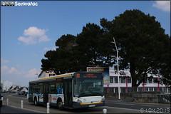 Heuliez Bus GX 327 – RD Lorient Agglomération (RATP Dev)  / CTRL (Compagnie de Transport de la Région Lorientaise) n°378