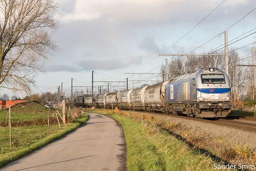 Europorte 4007 | Melsele | 49844