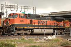 Robin Werner's BNSF C44-9W #1044