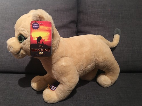 2019 Just Play Disney Live-Action The Lion King Nala 13