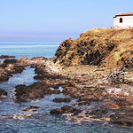Coastal Church,Cyprus by Paul Lambeth