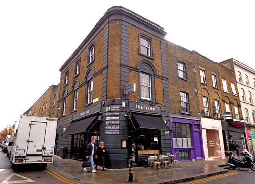 Black Dog - Bethnal Green
