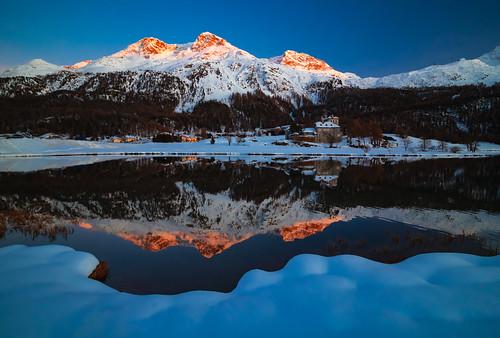 Silvaplana-Surlej - Grigioni - Svizzera