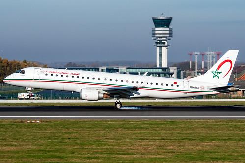 CN-RGR   Embraer ERJ-190AR   Royal Air Maroc