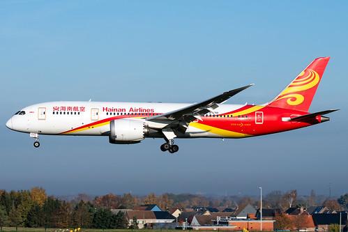 B-2750   Boeing 787-8 Dreamliner   Hainan Airlines