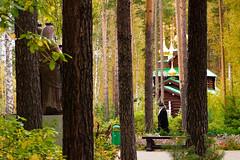 Russia, Yekaterinburg - Ganina Yama Monastery - September 2018