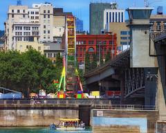 Rose Festival Ferris Wheel
