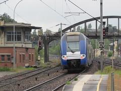 Albert: Gare d'Albert (Somme) - Photo of Vadencourt