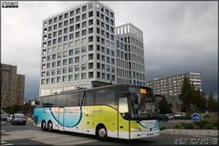 Mercedes-Benz Tourismo – Transdev – CTA (Compagnie des Transports de l'Atlantique) (STAO PL, Société des Transports par Autocars de l'Ouest – Pays de la Loire) / Pays de la Loire / Nouvelle Aquitaine n°25405