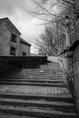 Les escaliers - Arlon