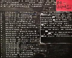 Conversation [overview and exemple] (1980) - Álvaro Lapa (1926-2006)