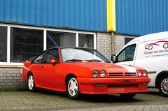 1984 Opel Manta 2.0 GT/E Automatic