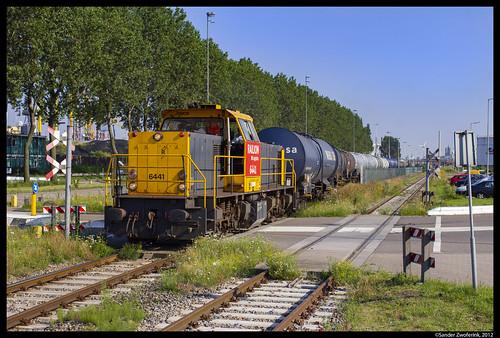 DB Schenker 6441, 26-07-2012