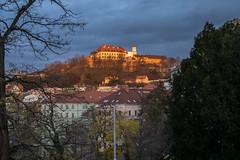Brno at Sunrise