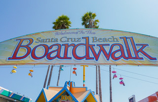 Photo 1 of 10 in the Santa Cruz Beach Boardwalk gallery