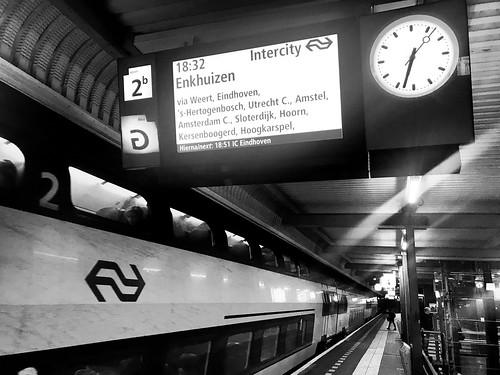 Commuters' coordinates