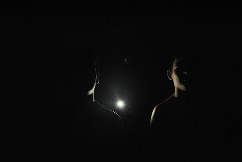 Día 27. Oscuridad (contraluz)
