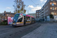 URBAN EXPRESSION AND DEPRESSION AT PETERS PLACE - 8 NOVEMBER 2019  [ON THE LUAS GREEN LINE]-158319