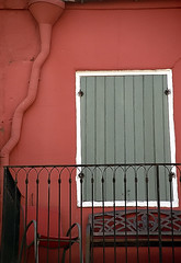 """New Orleans - French Quarter """"Squiggly Pipe On Bourbon Street"""""""
