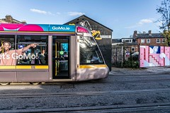 URBAN EXPRESSION AND DEPRESSION AT PETERS PLACE - 8 NOVEMBER 2019  [ON THE LUAS GREEN LINE]-158318