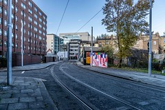 URBAN EXPRESSION AND DEPRESSION AT PETERS PLACE - 8 NOVEMBER 2019  [ON THE LUAS GREEN LINE]-158326