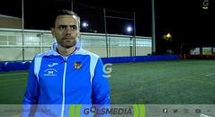 UD Juventud Barrio del Cristo 4-1 Burjassot CF (Eleuterio Sánchez)