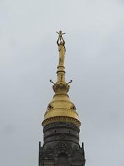 Albert: Basilique de Notre-Dame de Brebières (Somme) - Photo of Harponville