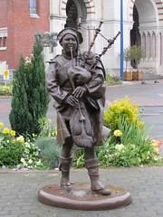 Albert (Somme) - Photo of Harponville