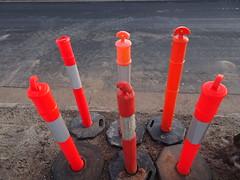 Orange Posts