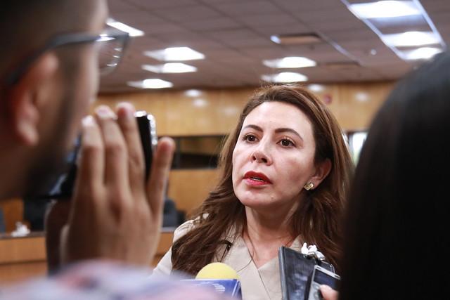 28/11/2019 Entrevista Diputada Rocío Barrera
