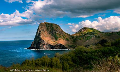 Maui North Shoreline