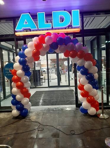 Ballonboog 6m Opening Aldi Winsum