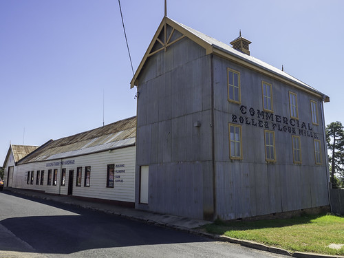 Former FLOUR MILL - Gulgong NSW