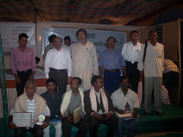 SRISTI Sanman 27 11 2006