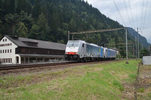 L 40273 Erstfeld - Chiasso Smistamento