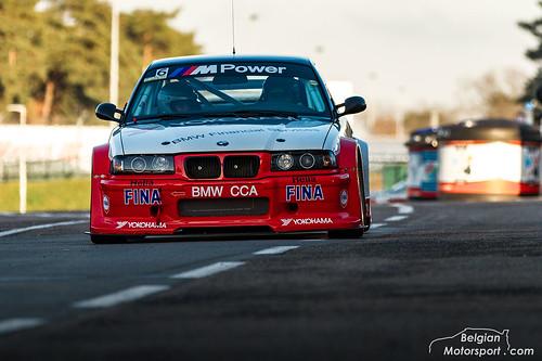BMW E36 M3 GTR replica
