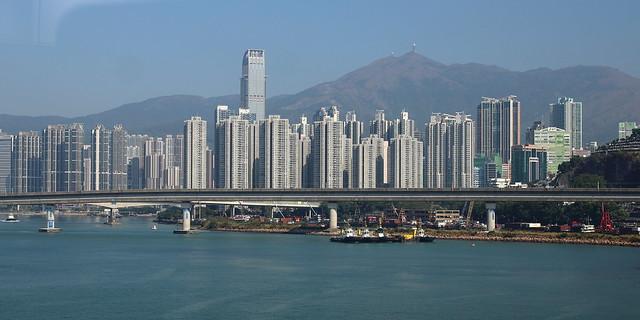 Tsuen Wan Bay