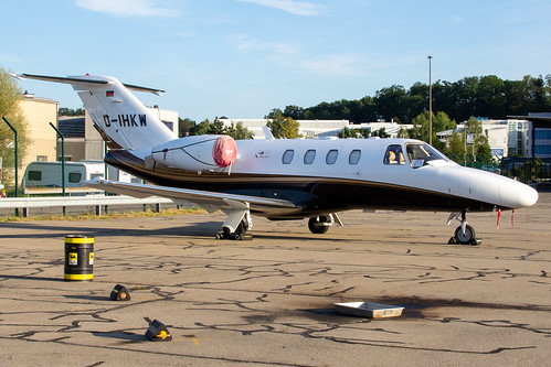 ProAir Aviation Cessna 525 D-IHKW