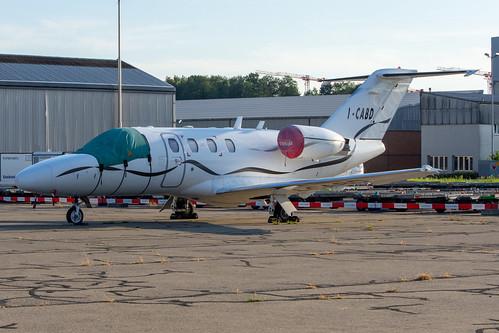 Interfly Cessna 525 I-CABD
