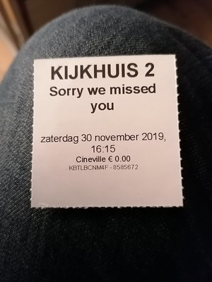 Sorry we missed you