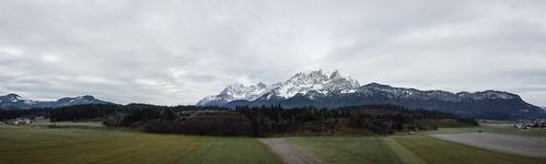 DJI Mavic Mini Pano Wilder Kaiser | Tirol | Austria