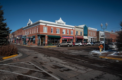 Grand Avenue, Laramie, Wyoming