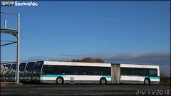 Van Hool AG 300 – Keolis Rennes / STAR (Service des Transports en commun de l'Agglomération Rennaise) n°533